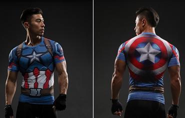 Super Hero - Captain America