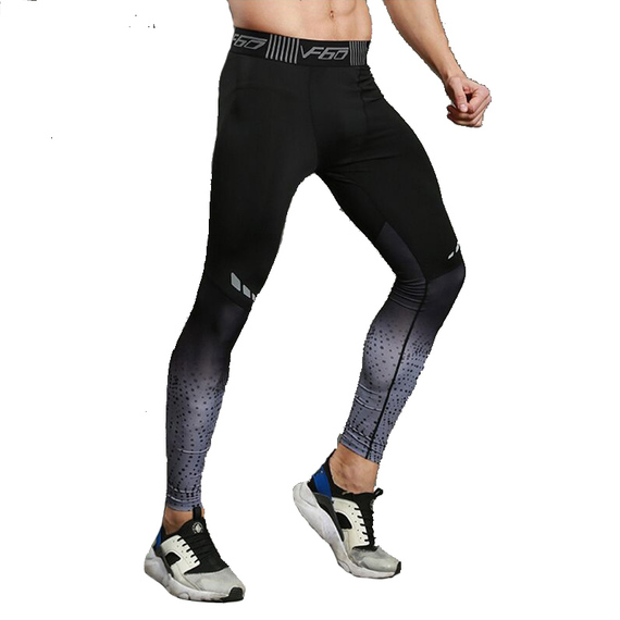 Compression Running Tights Mens 04