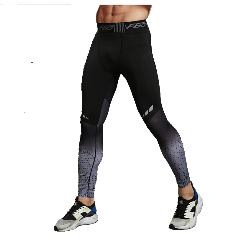 Compression Running Tights Mens 05