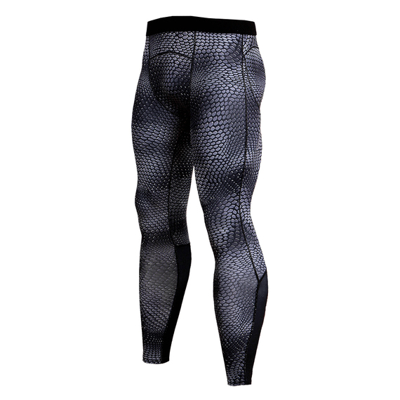 Mens Running Compression Pants 02