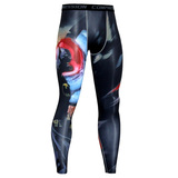 athletic compression tights mens
