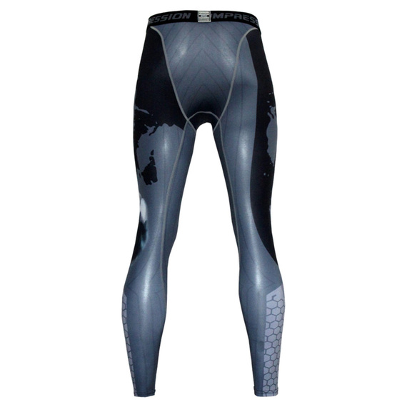 dri fit compression pants mens