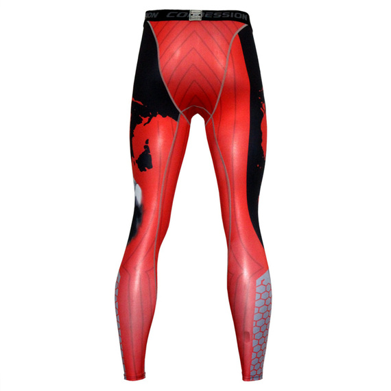 red running recovery pants mens