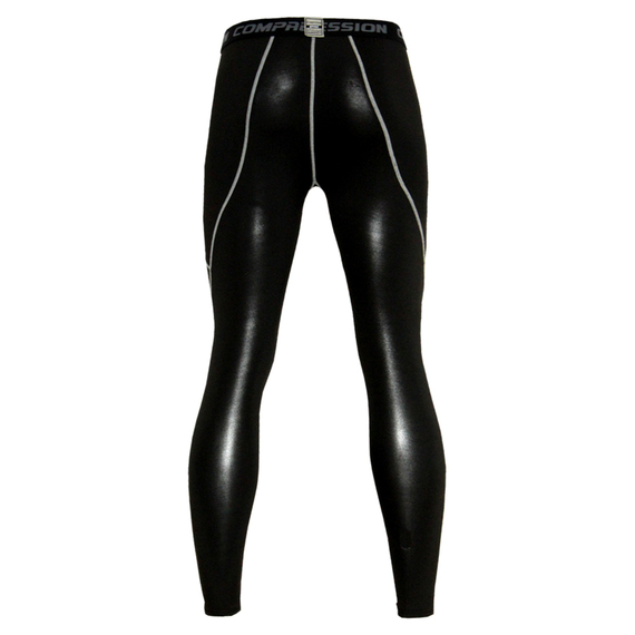 compression running leggings mens
