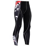 best mens compression pants skull pattern