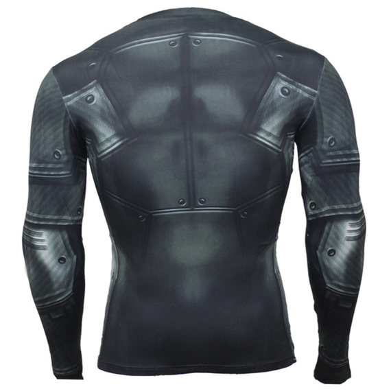 batman dri fit shirt long sleeve