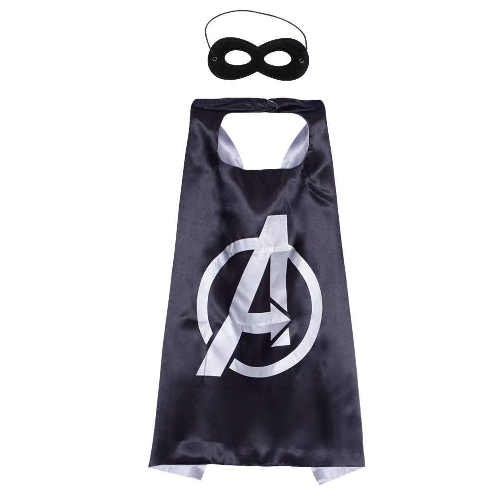 Marvel Avengers Infinity War Superhero Cape and Mask