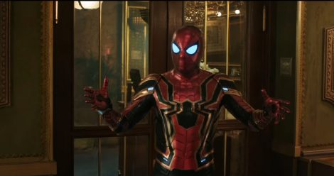 THE IRON SPIDER SUIT the most battle-ready suit Peter Parker in the Marvel