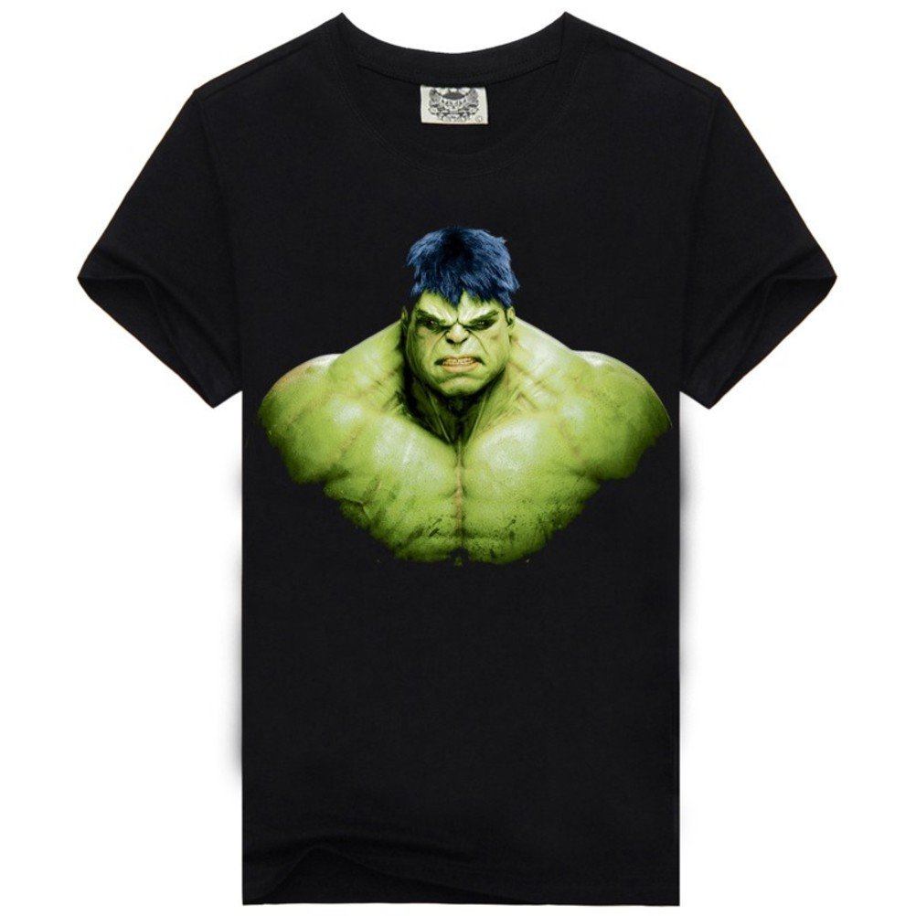 Incredible Hulk Shirt Mens