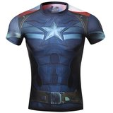 captain america star t shirt