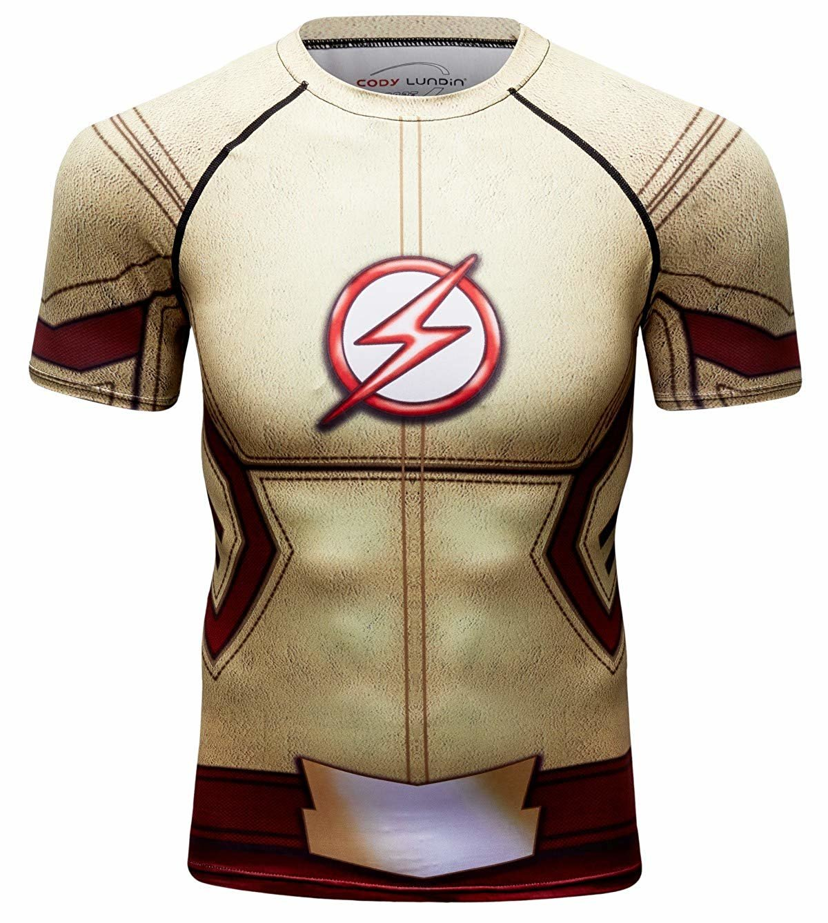 Flash Superhero Compression Shirt