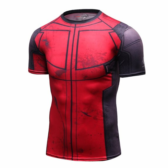 iron man body shirt