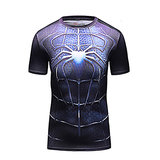marvel spider man shirt
