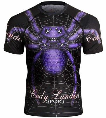 venom spider compression shirt