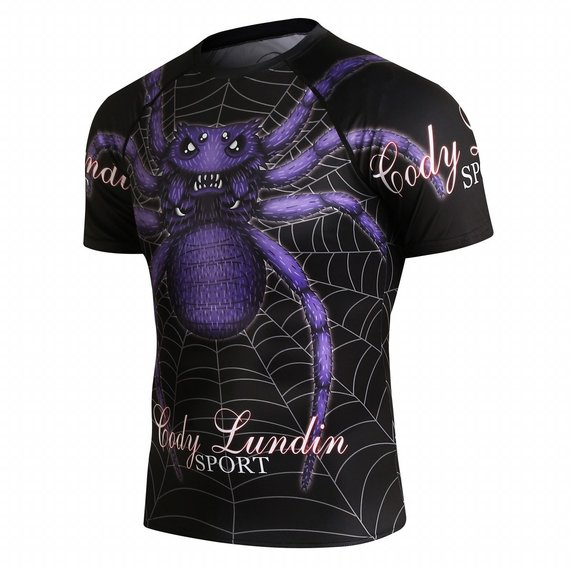 classic spiderman compression shirt