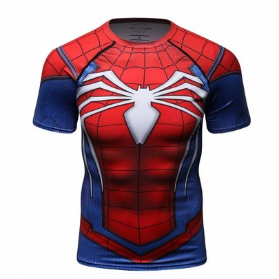 Venom spiderman christmas shirt
