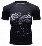 venom spiderman shirt costume mens