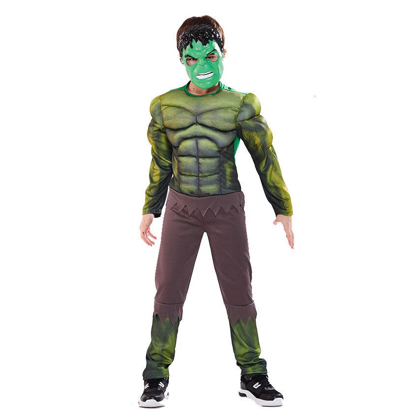 Incredible Hulk Costumes For Boys