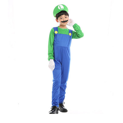 super mario brothers halloween costumes for boys