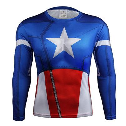 captain america christmas t shirt