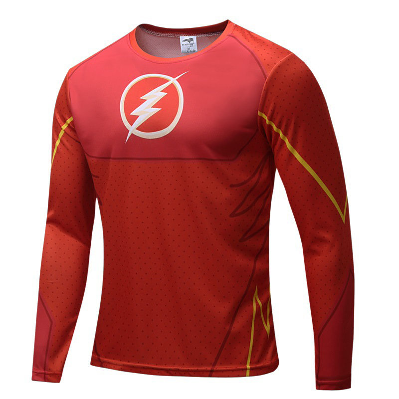 The Flash Long Sleeve Shirt For Birthday