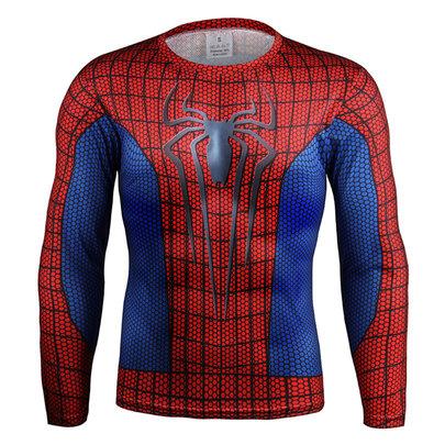 spider man retro t shirt