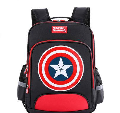 Marvel Boys Captain America Shield Backpack for sale black