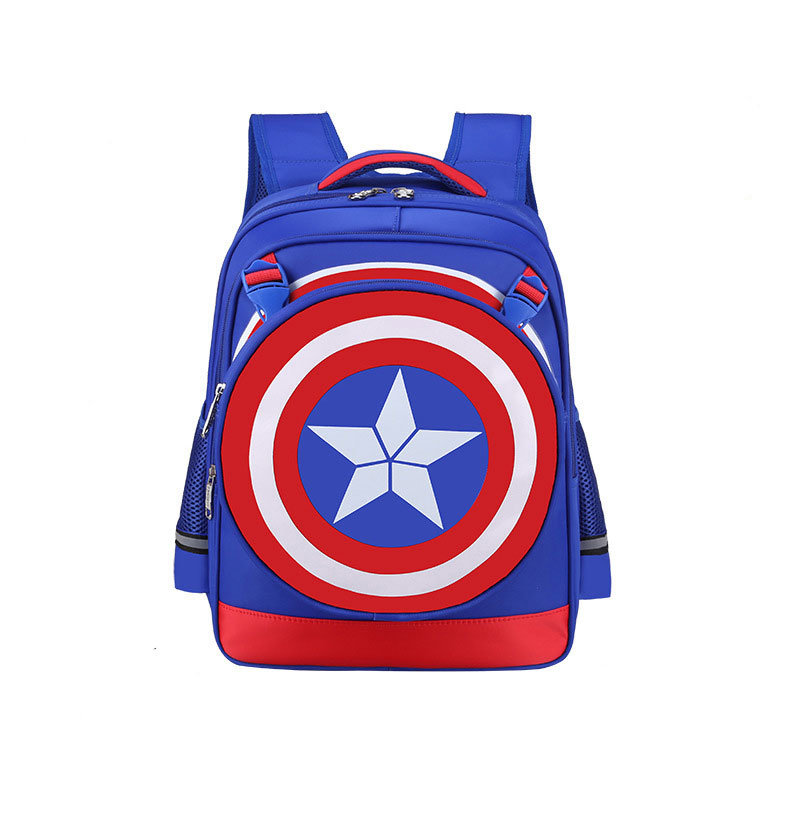 kids captain america backpack