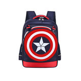 Marvel Captain America Civil War Kids Backpack For School