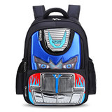 boys transformers school backpack on sale