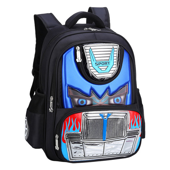 childrens transformers school bag on sale