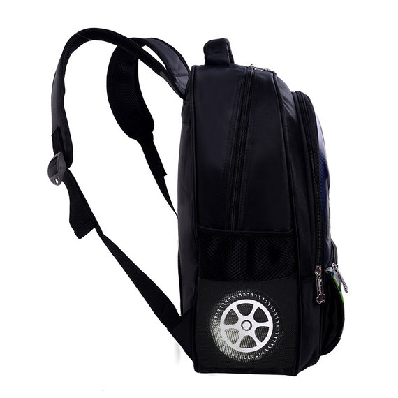 great eyes flash Transformers backpack for kids