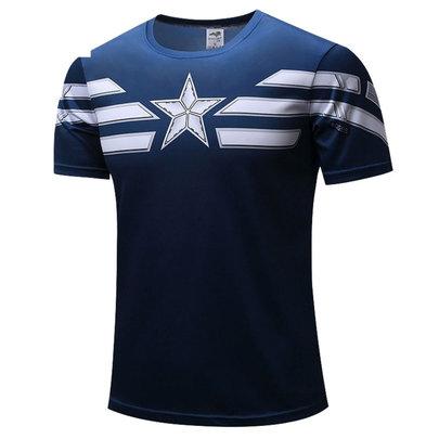 captain america first avenger t shirt