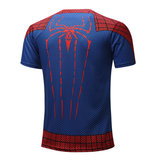spiderman ringer tee