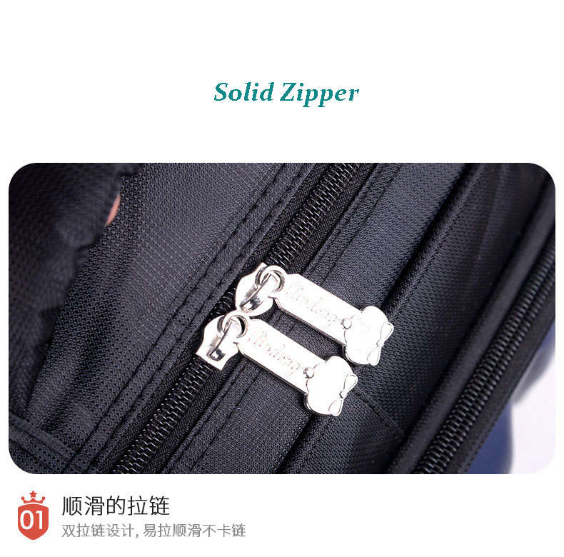 zipper closure waterproof Transformers backpack for school boys
