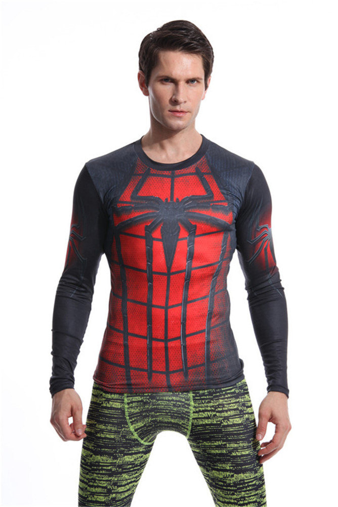quick dry spiderman birthday shirt