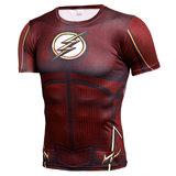 dc comics the flash logo t shirt