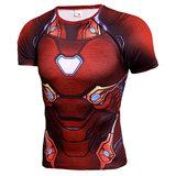 iron man workout shirt