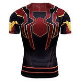 spiderman t shirt marvel