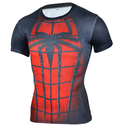 spider man graphic tee