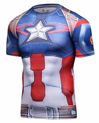captain america civil war t shirt