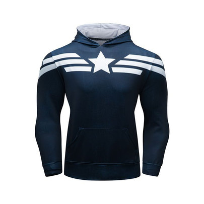 captain america sweatshirt
