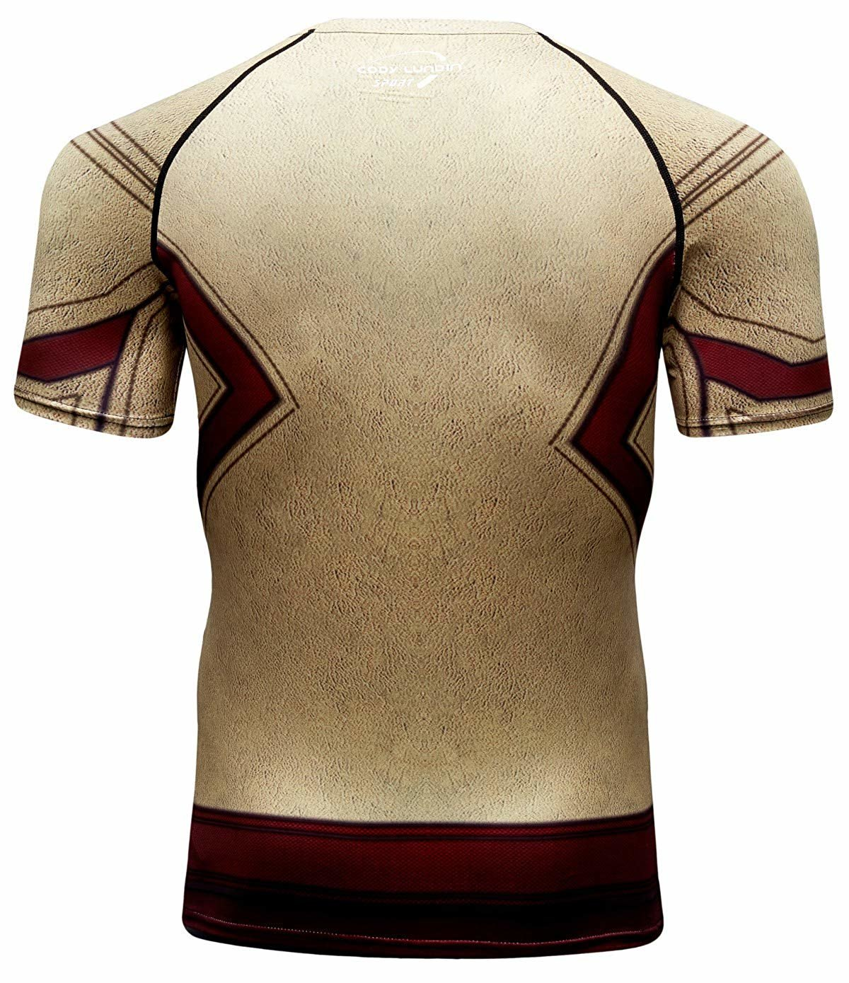 men's compression shirt short sleeve