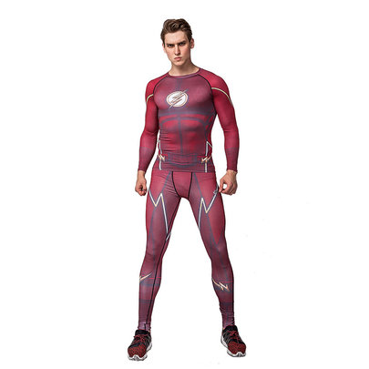the flash suit in justice league