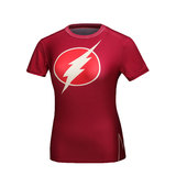 the flash costume shirt for girls