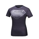 womens vintage superman t shirt