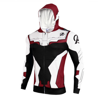 long sleeve avengers hoodie quantum realm