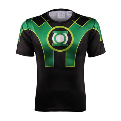 dri fit dc comics green lantern t shirt