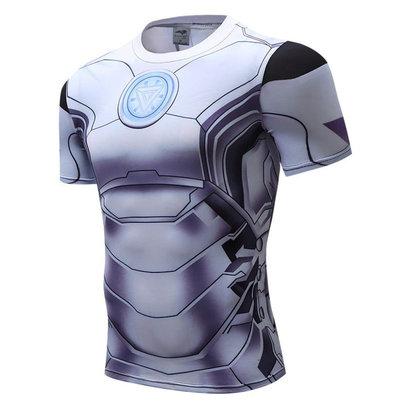 tony stark t shirt in iron man 3