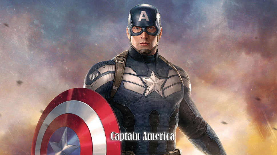 Where To Buy Captain America T Shirt